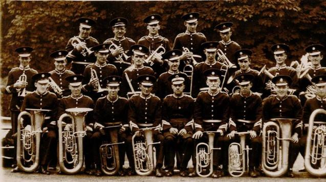 The band in 1936